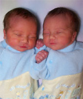 Hallman Twins