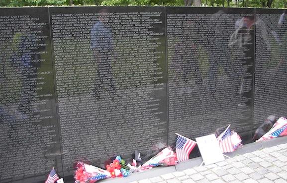 Viet Nam Memorial Wall