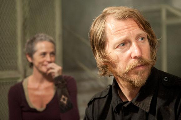 Carol and Axel